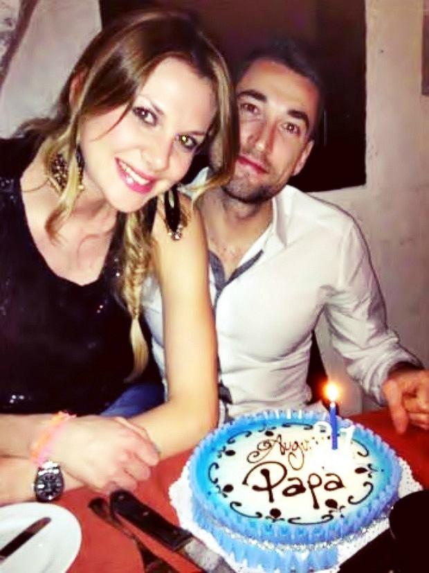 Mihaela Travica i Cristian Savani