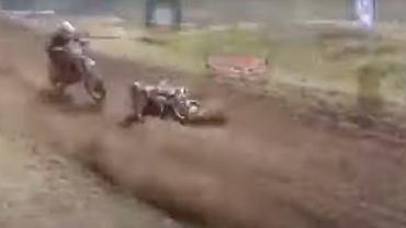 Wypadek z udziałem Alberto 'Weya' Zapaty