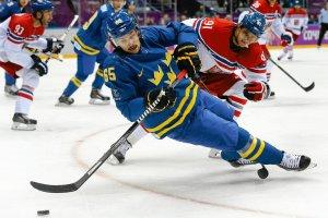 Soczi 2014. Cztery gole Szwedów