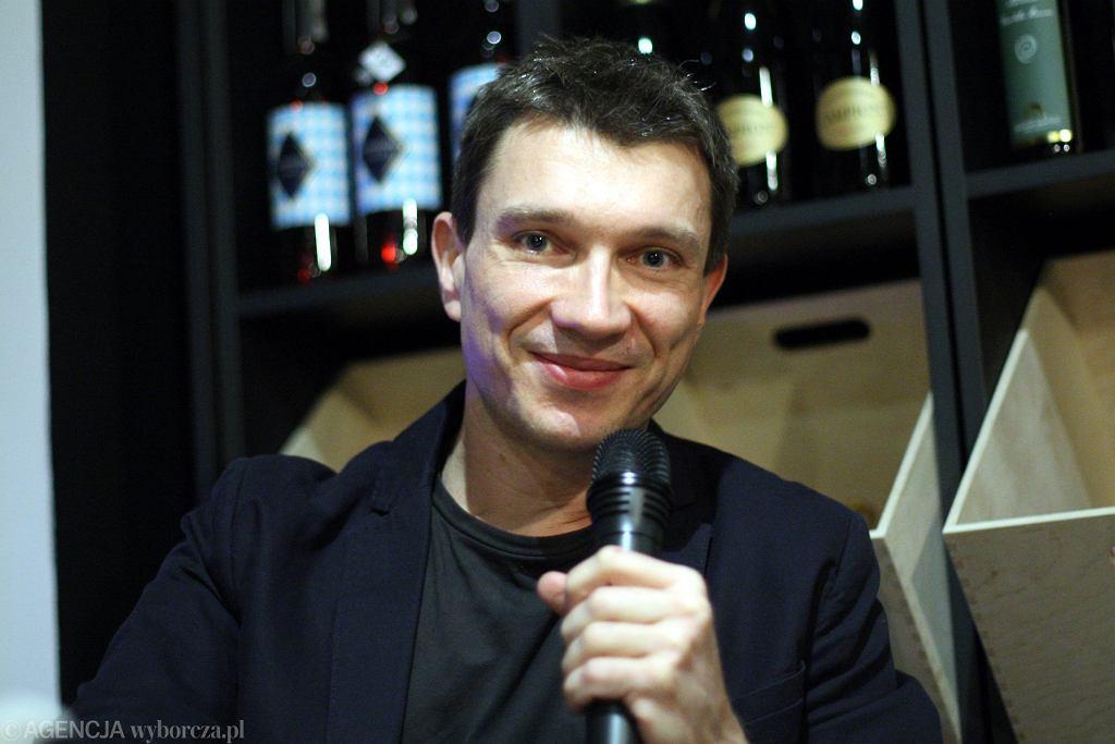 Grzegorz Sroczyński, 2016, spotkanie autorskie w Lublinie