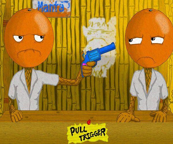 Pomarańczowa ruletka