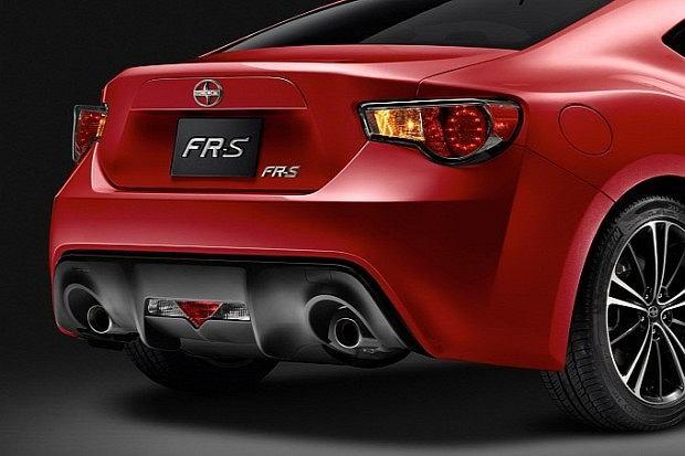 Scion FR-S (fot. Toyota)