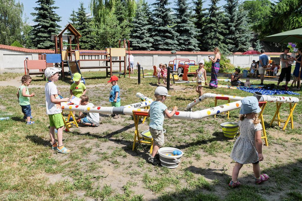 Piknik Dużych Rodzin w Lubartowie