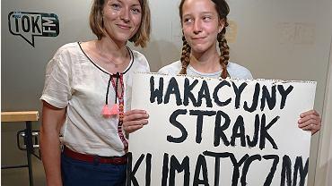Inga Zasowska i jej mama Patrycja