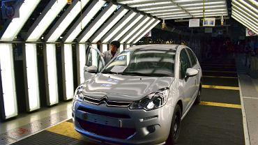 Citroen C3 - ostatni samochód z fabryki w Aulnay