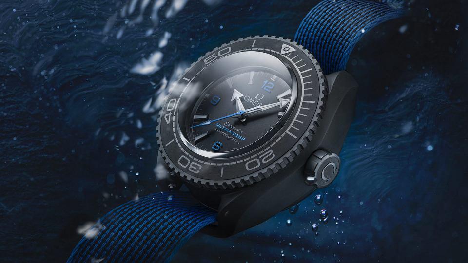 Zdjęcie numer 1 w galerii - Oto najgłębiej nurkujący zegarek na świecie