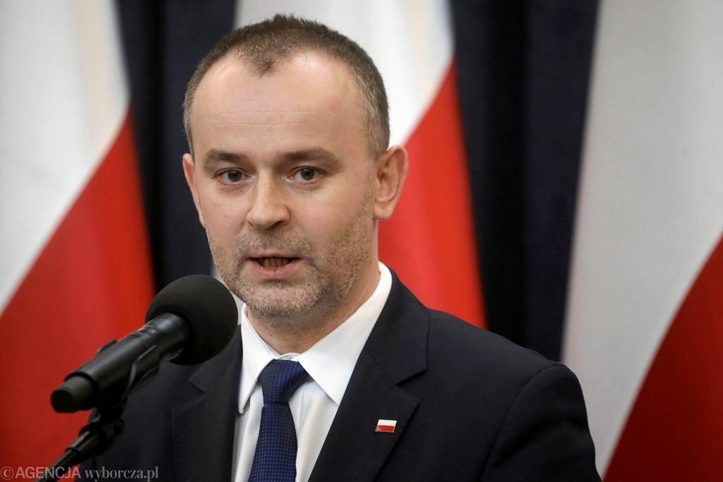Paweł Mucha, sekretarz stanu w kancelarii prezydenta