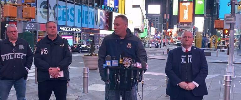 """USA. Strzelanina w Nowym Jorku. Ranna 4-latka. """"Pandemia brutalnych przestępstw"""""""