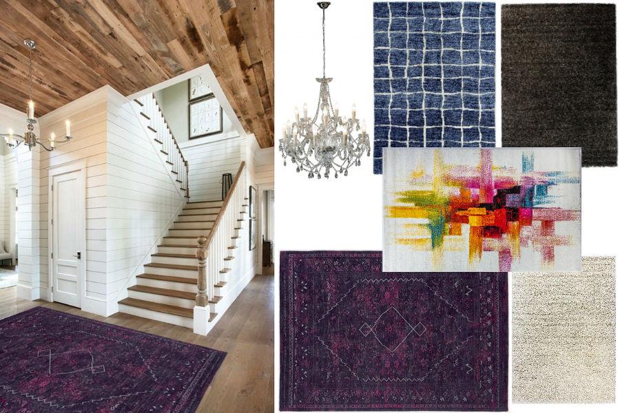 Jak dopasować dywan do wnętrz?