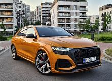 Opinie Moto.pl: Audi RS Q8 - w weekend byłem milionerem
