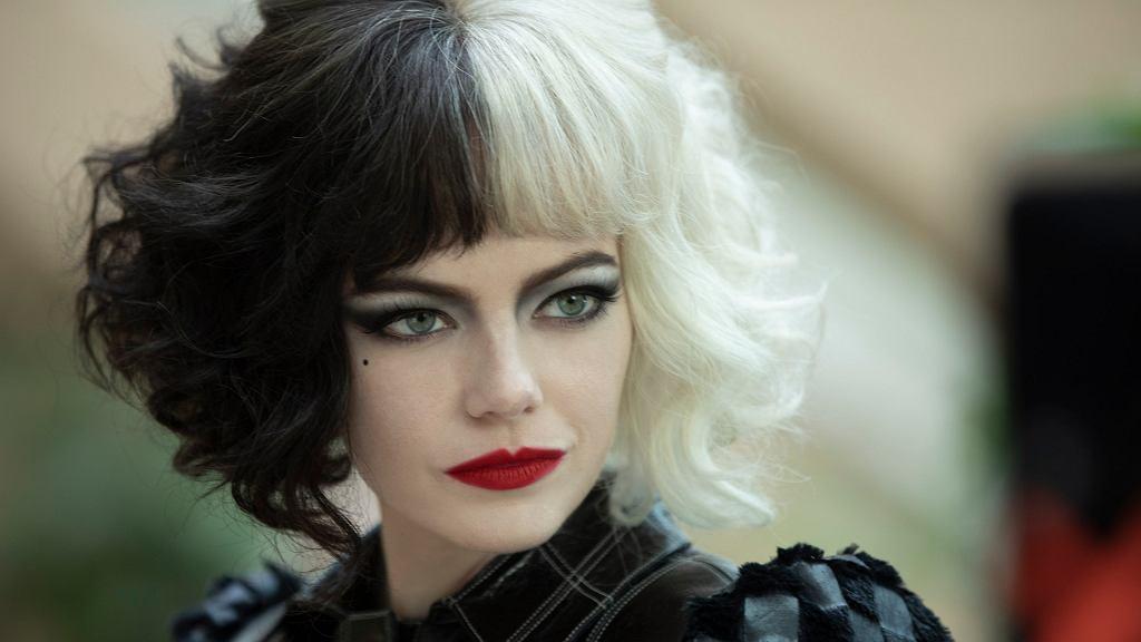 Emma Stone w tytułowej roli w filmie 'Cruella'