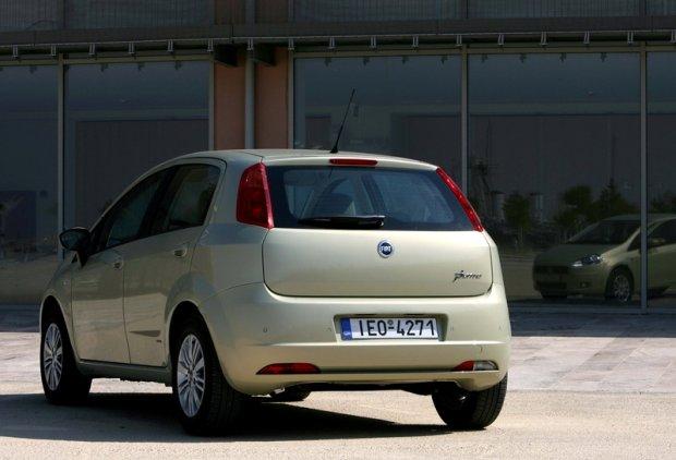 Fiat Grande Punto (2005 r.)