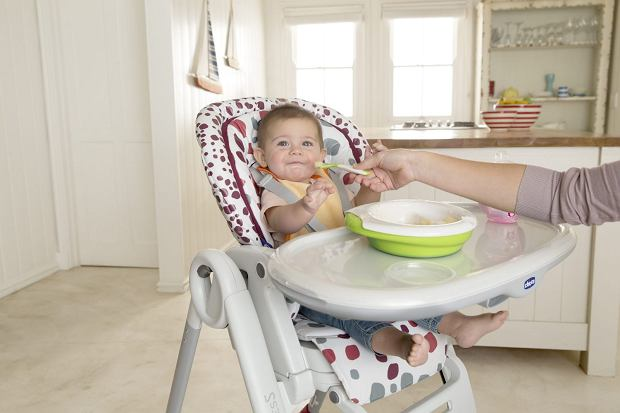 Krzesełko do karmienia Polly Progres5
