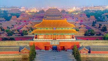 Chiny. Pekin - Zakazane Miasto