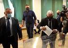 Jak zagłosowali wyborcy w dzielnicy Jarosława Kaczyńskiego? Nawet w jego lokalu kandydat PiS przegrał