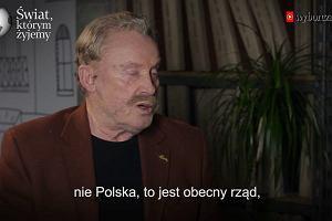 """""""Jesteśmy w bardzo podłym miejscu w historii naszego kraju"""". Daniel Olbrychski o Polsce pod rządami PiS"""