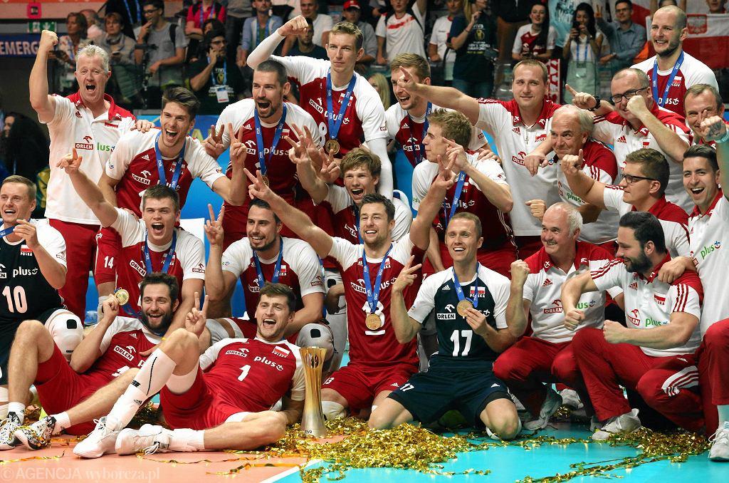 Reprezentacja Polski po finale MŚ 2018