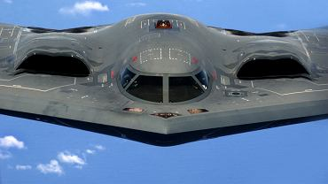 Air Force B-2 Spirit