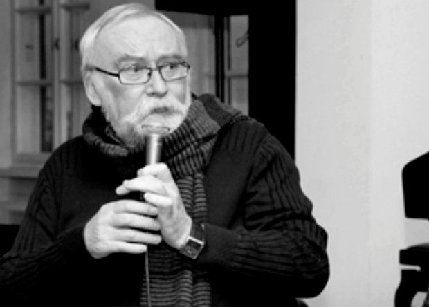 Tadeusz Komendant nie żyje. Na status legendy nie pracował w ogóle. On nią po prostu był