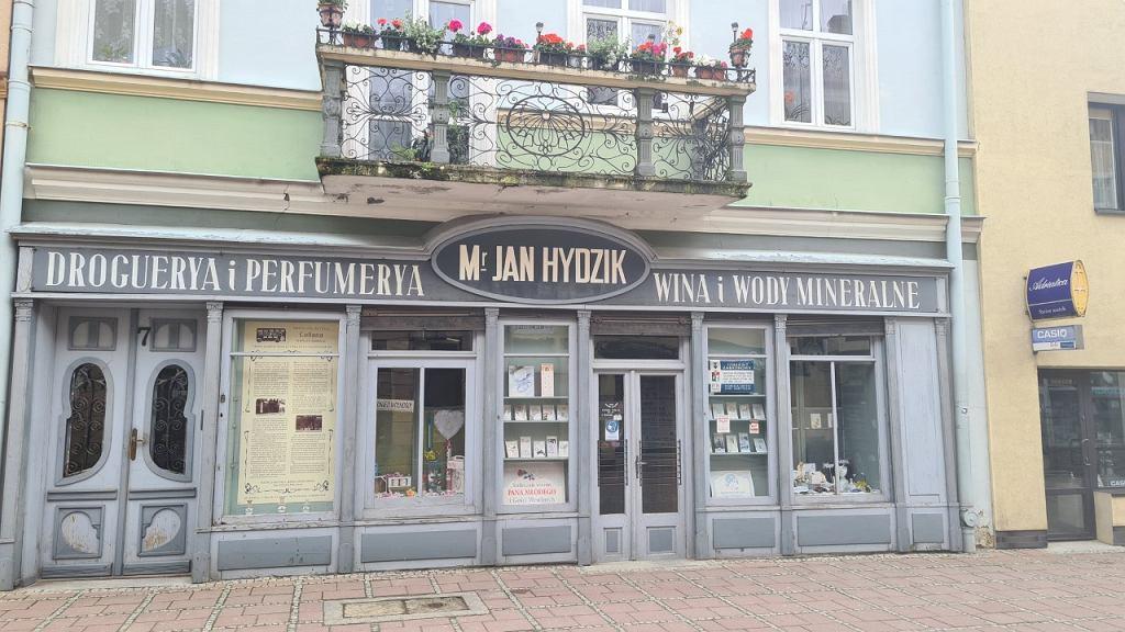 Najstarszy sklep w mieście