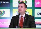 Czy Paweł Żelem, prezes piłkarskiego Śląska podał się do dymisji?