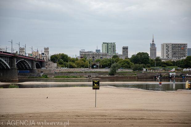 Plaża Poniatówka