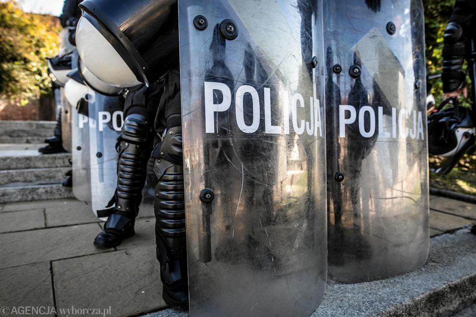 Policja zapewnia, że jest przygotowana na rozróbę pseudokibiców