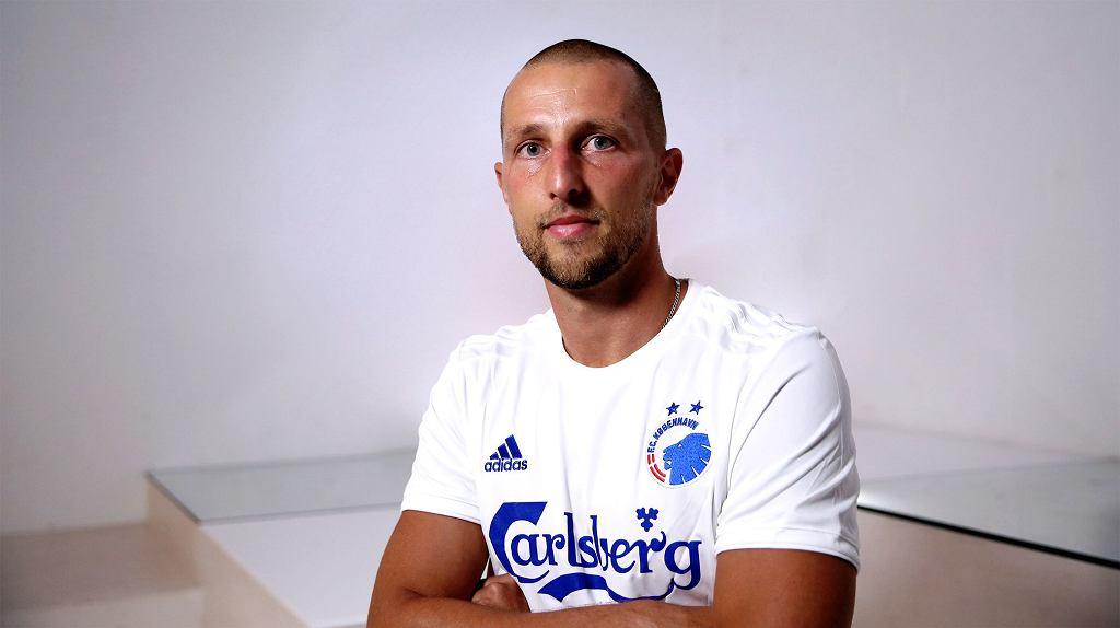 Kamil Wilczek nowym piłkarzem FC Kopenhagi