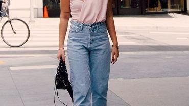 spodnie na lato, zdjęcie ilustracyjne, jeansy