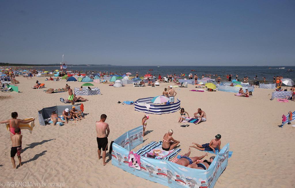 Wypoczynek nad morzem część letników zrealizuje za bon turystyczny