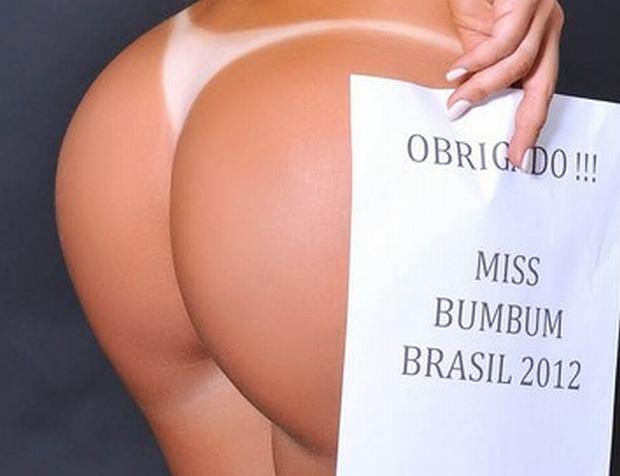 Miss Bumbum, Carine Felizardo
