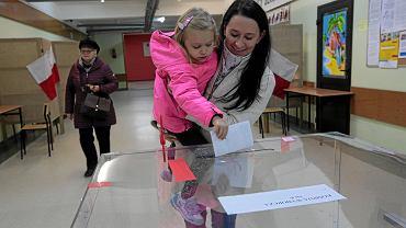 Wybory samorządowe 2018, druga tura w Kielcach, obwodowa komisja nr 6