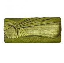 Eternel złotawo-brązowa kopertówka