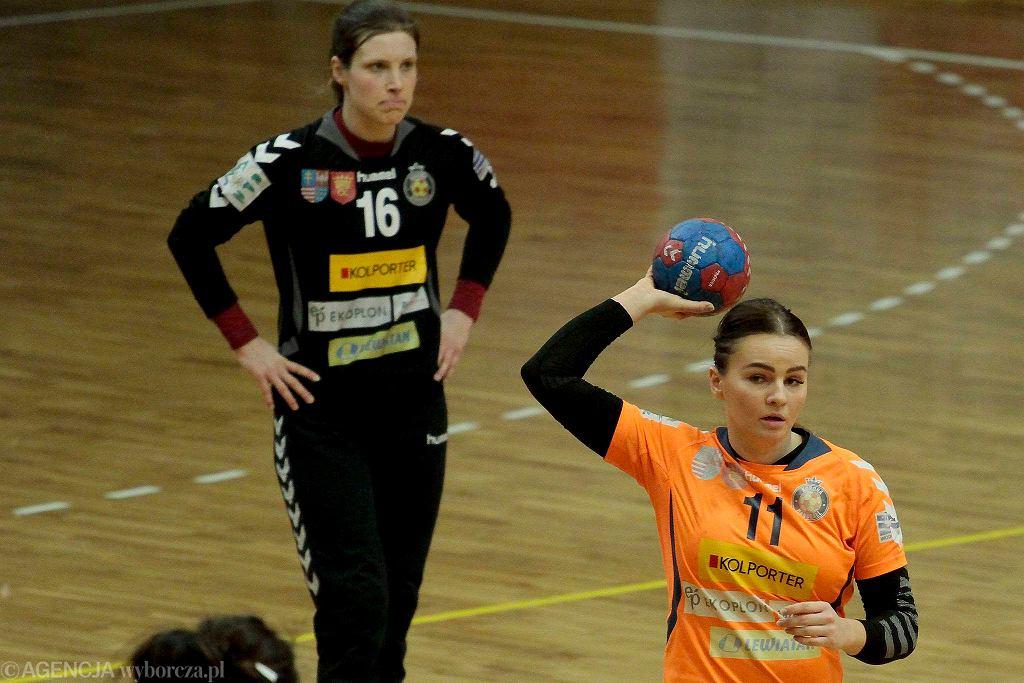 Małgorzata Hibner i Agnieszka Małecka