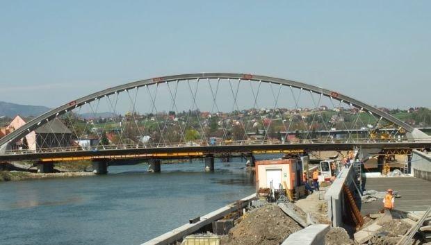 Szybciej dojedziesz do Korbielowa. Nowy most i obwodnica w Żywcu