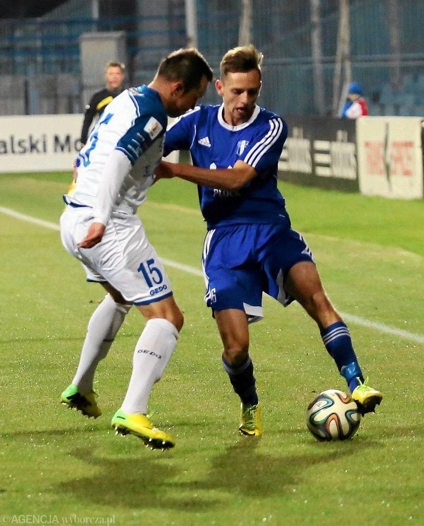 Fabian Hiszpański (z prawej)