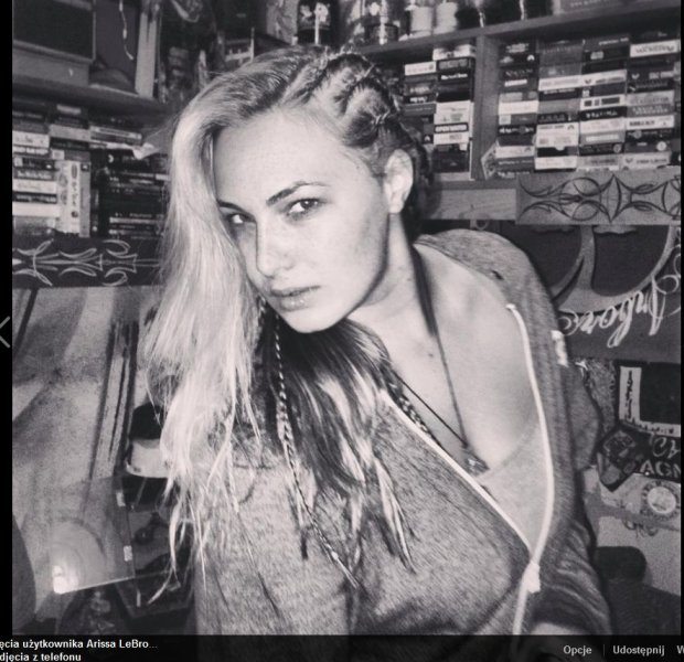 Arissa LeBrock