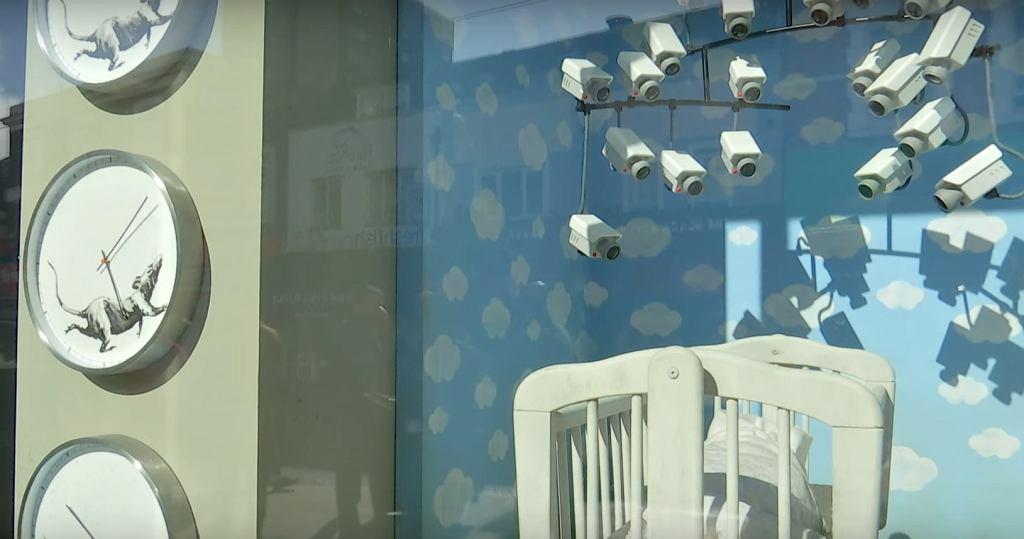 Sklep Banksy'ego w Londynie