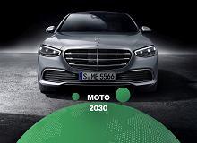 Jej wysokość klasa S. Samochód, który przepowiada przyszłość [MOTO 2030]