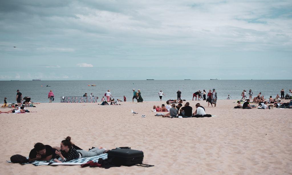 Morze Bałtyckie. Turyści znaleźli list w butelce