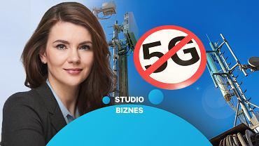 'Studio Biznes' o technologii 5G i Pracowniczych Planach Kapitałowych