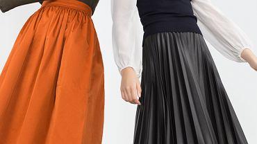 Spódnice z jesiennych kolekcji