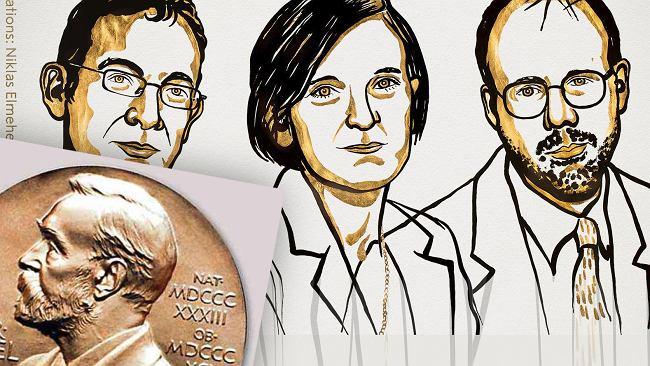 Nobel w dziedzinie ekonomii. Troje naukowców otrzymało nagrodę za walkę z ubóstwem