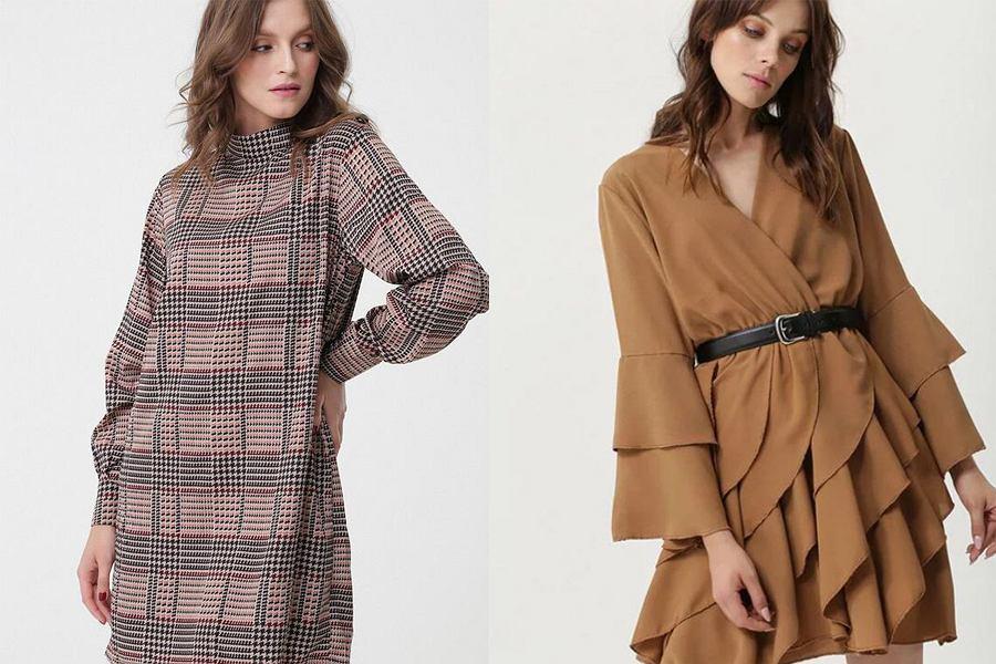 Sukienki na jesień, które założycie na specjalną okazję