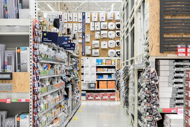Zdjęcie numer 46 w galerii - Nowy rzeszowski hipermarket Leroy Merlin otwarty od czwartku. 13 działów, 36 tys. produktów [ZDJĘCIA]