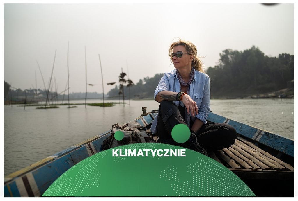 W rozmowie z nami dziennikarka opowiedziała o tym, jak w ostatnich latach zmieniły się jej nawyki i świadomość dotycząca różnych problemów ekologicznych.
