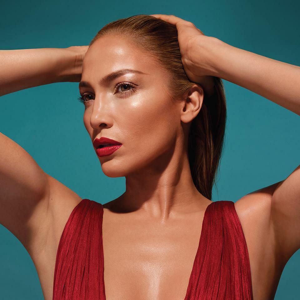 Jennifer Lopez została twarzą i projektantką marki Inglot