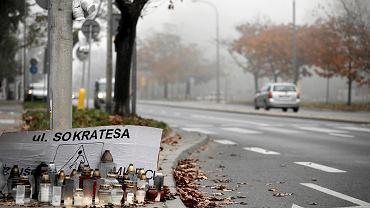 Ulica Sokratesa w Warszawie