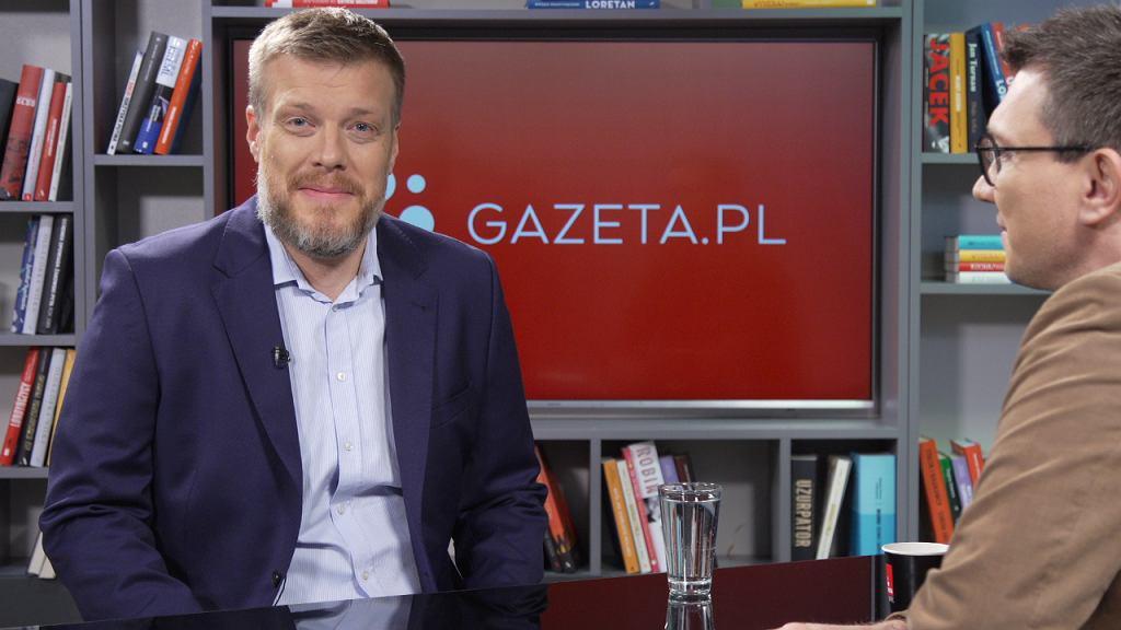 Adrian Zandberg, Grzegorz Sroczyński