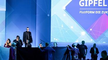 Minister gospodarki Niemiec Peter Altmaier spadł ze sceny. Trafił do szpitala